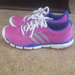 Adidas Tennis Shoes  Size 5